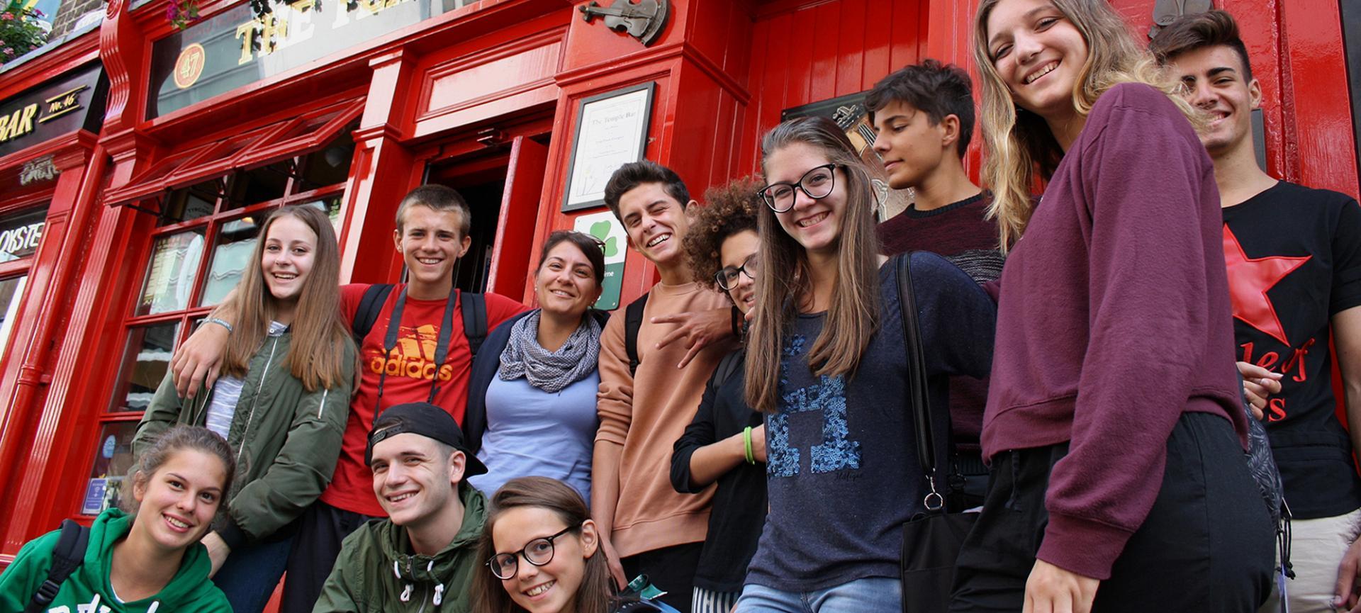 Soggiorni linguistici e Centri estivi per ragazzi